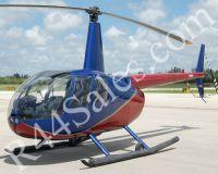 Robinson R44 Clipper I w/Pop Outs